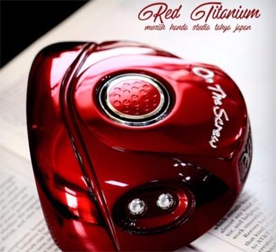 Golfoo◆組立工賃込・送料無料◆ムジーク muziik オンザスクリュー On The Screw DD RED ドライバー_画像1