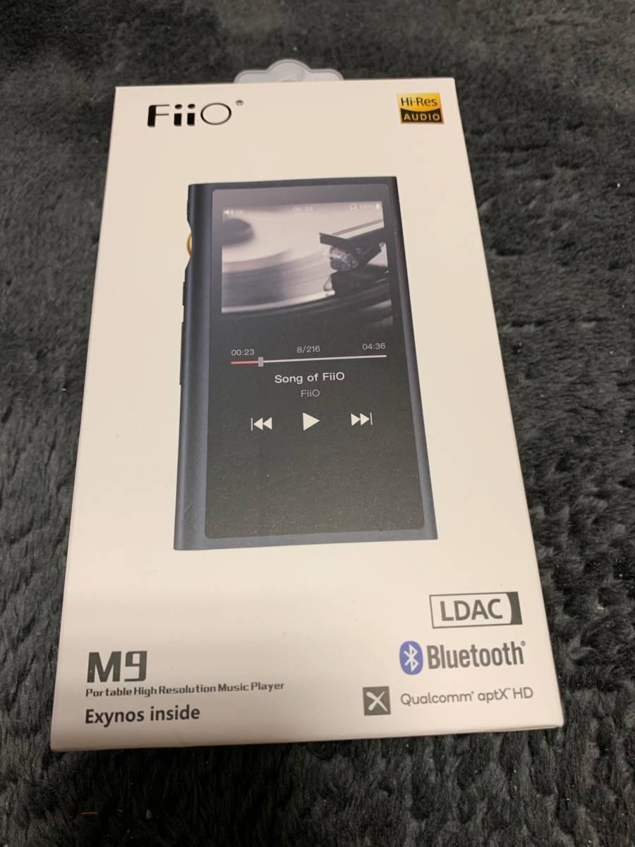 FiiO M9(デジタルオーディオプレイヤー)Hi-Res対応