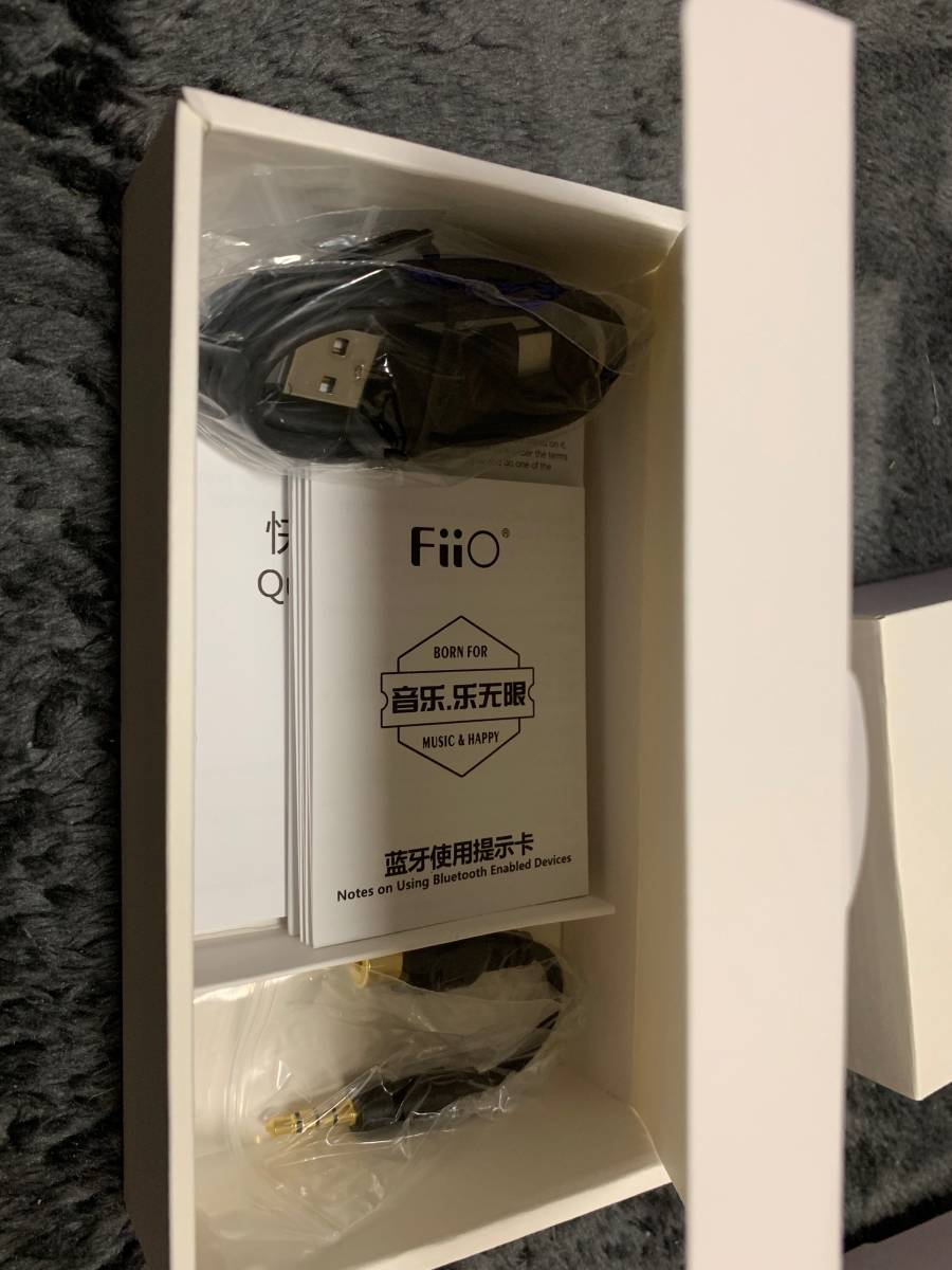 FiiO M9(デジタルオーディオプレイヤー)Hi-Res対応_画像4
