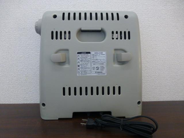 【9321】1円スタート!◆家電 YAMAZEN 電気ストーブ KS-800 Electric Heater 400W 800W◆_画像3