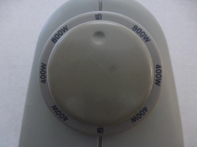 【9321】1円スタート!◆家電 YAMAZEN 電気ストーブ KS-800 Electric Heater 400W 800W◆_画像4