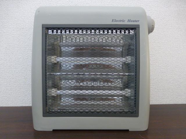 【9321】1円スタート!◆家電 YAMAZEN 電気ストーブ KS-800 Electric Heater 400W 800W◆_画像1