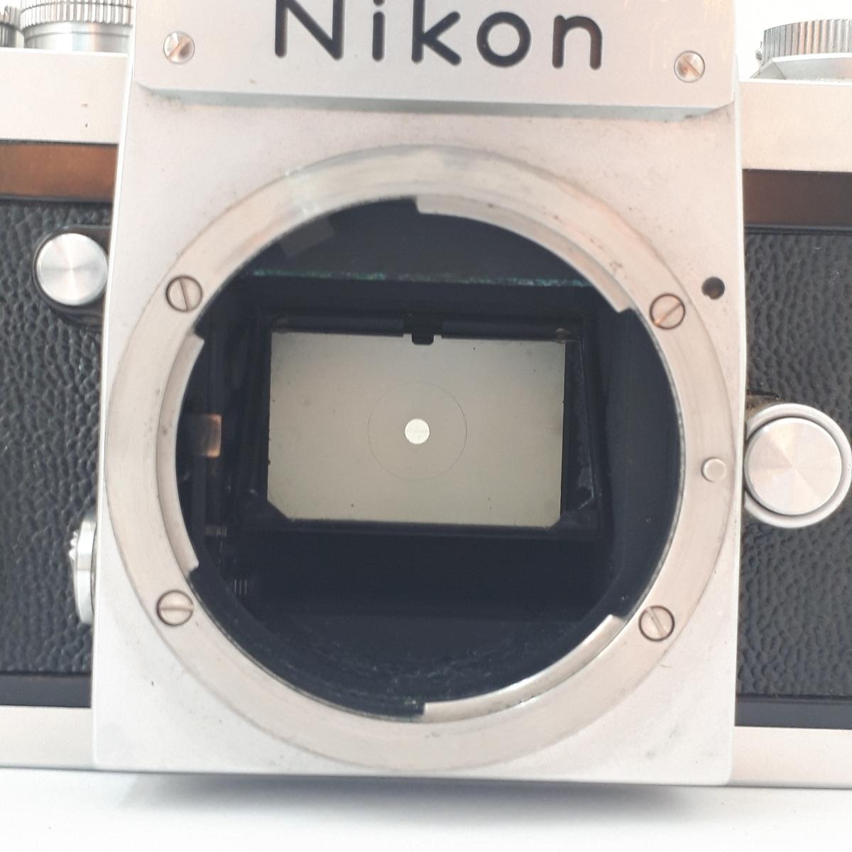 ★NIKON ニコン F NIKKOR-S 1:1.4 50mm 一眼レフカメラ レンズ★_画像9