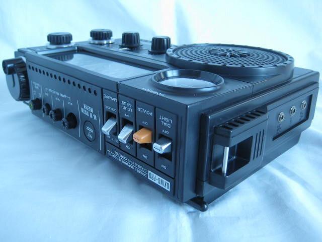 BCL 極上品 三菱 ジーガム505(JP-505) JEAGAM505 完全動作調整済品 レアモノ 短波重装備 高感度高性能 昭和トランジスタラジオ_画像7