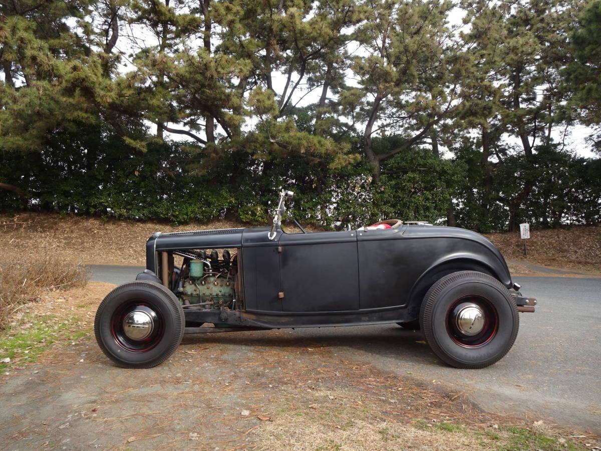 ★1932 Ford Roadster HotRod ホットロッド★