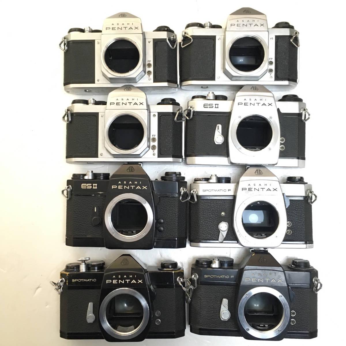 大好評! M42マウントカメラ 豪華24台セット 全てPENTAXです。 SP,SP2,SPF,SV,ES2等沢山_画像6
