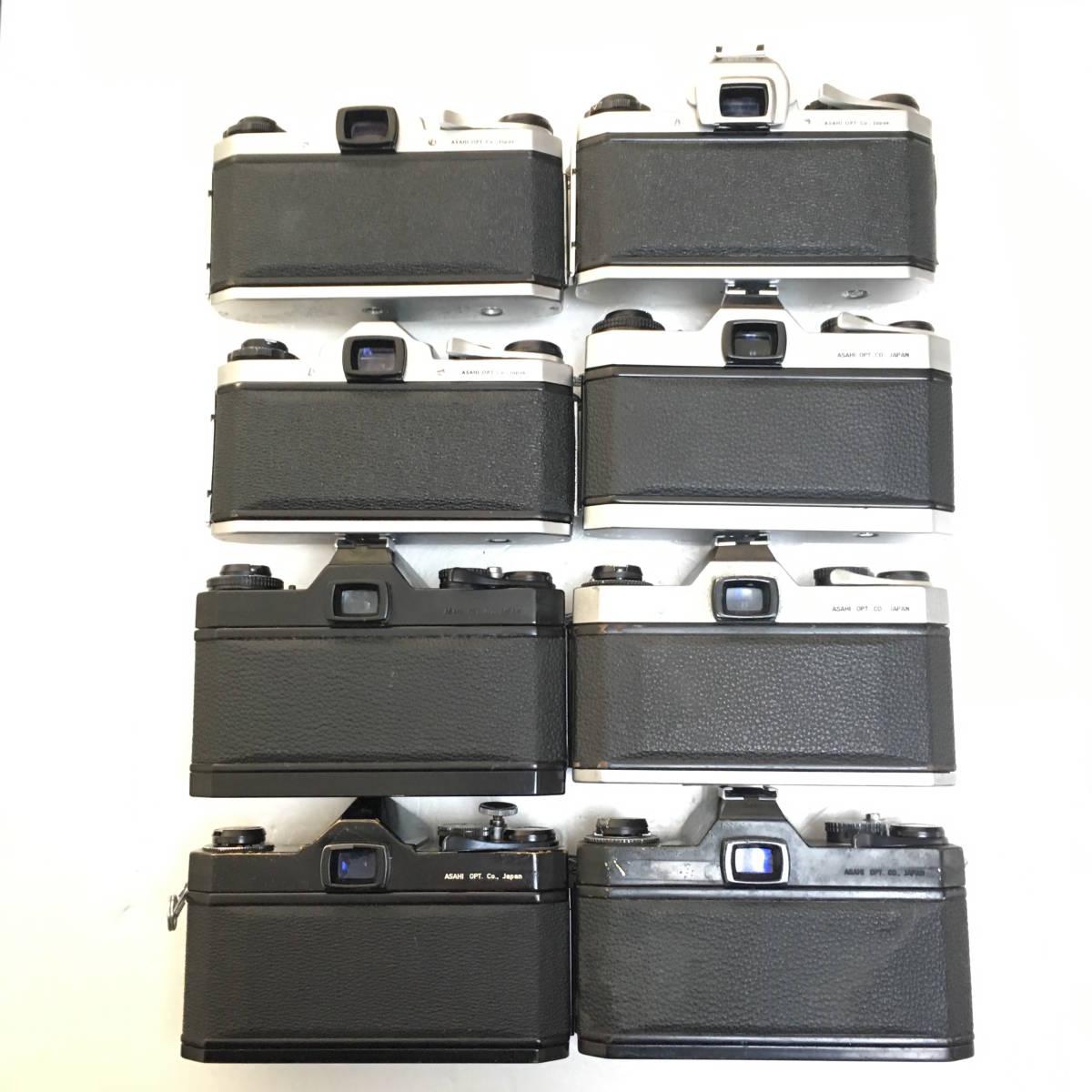 大好評! M42マウントカメラ 豪華24台セット 全てPENTAXです。 SP,SP2,SPF,SV,ES2等沢山_画像7