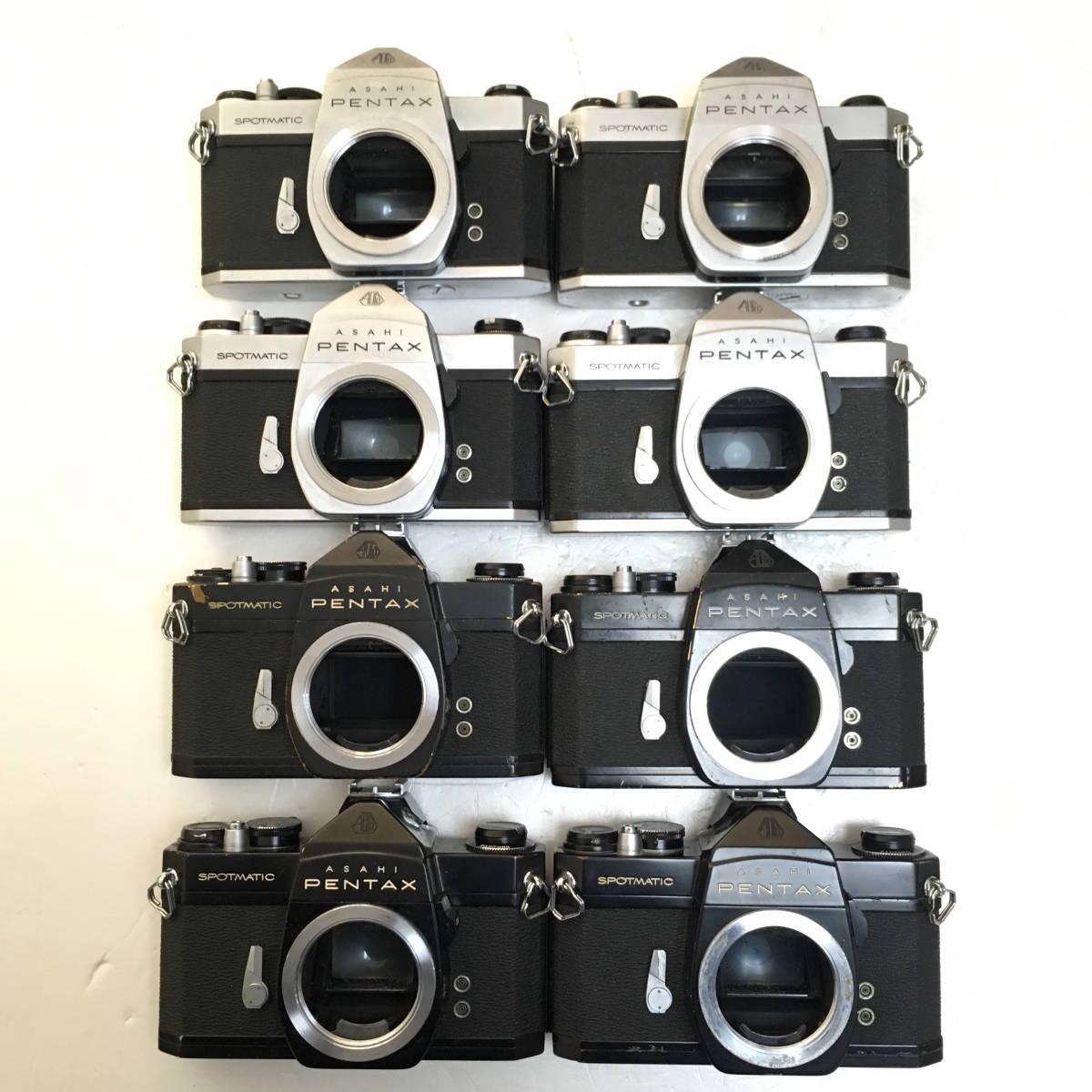 大好評! M42マウントカメラ 豪華24台セット 全てPENTAXです。 SP,SP2,SPF,SV,ES2等沢山_画像4