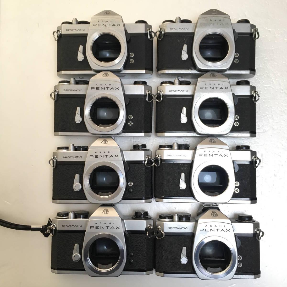 大好評! M42マウントカメラ 豪華24台セット 全てPENTAXです。 SP,SP2,SPF,SV,ES2等沢山_画像2