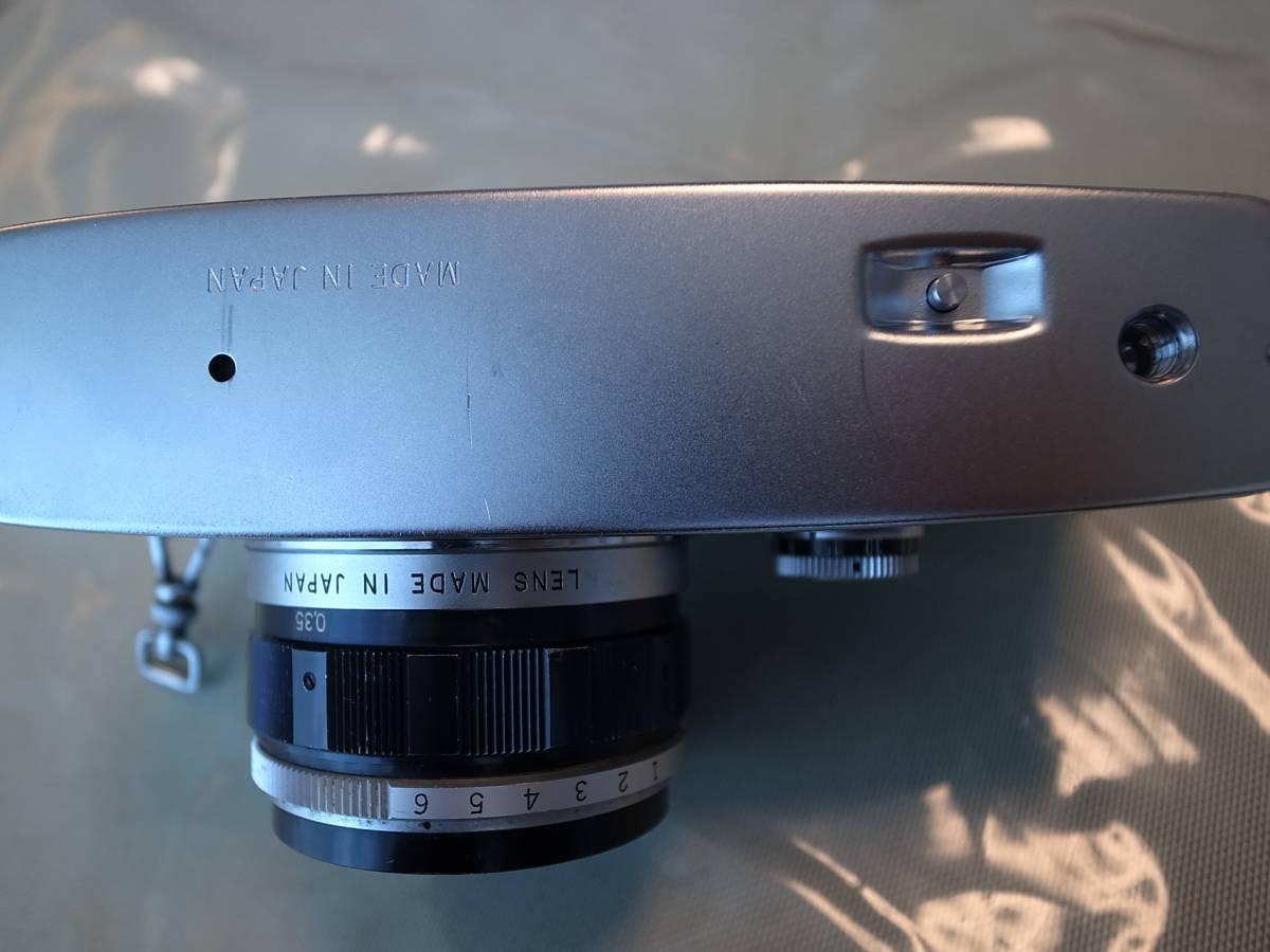 ★初期型★ オリンパス ペンF ズイコー 38mm F1.8付き OLYMPUS PEN-F PEN zuiko 38mm F1.8 _画像7