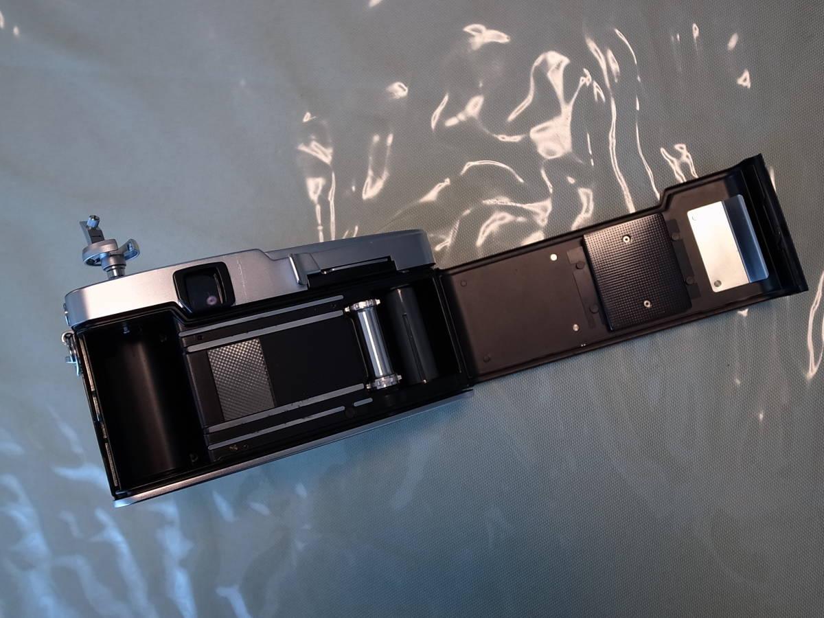 ★初期型★ オリンパス ペンF ズイコー 38mm F1.8付き OLYMPUS PEN-F PEN zuiko 38mm F1.8 _画像4