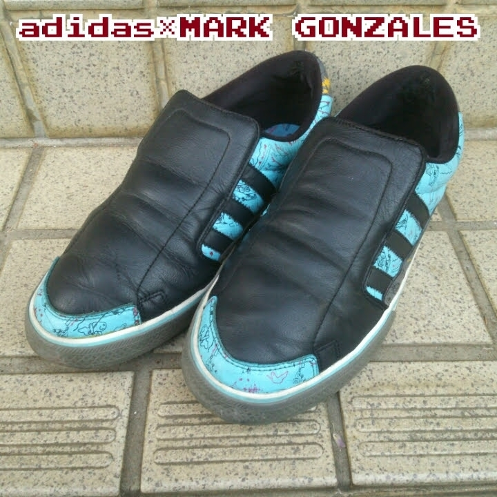 prompt decision [2007 year made ] Adidas adidas× Mark gon