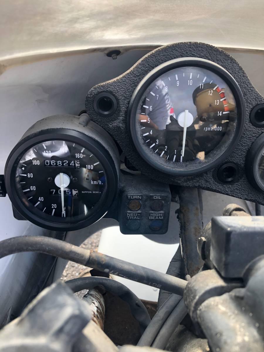 ☆名古屋より 走行6824km♪ NSR250 惜しい不動車です♪  MC18 安価売り切りします!!_画像4
