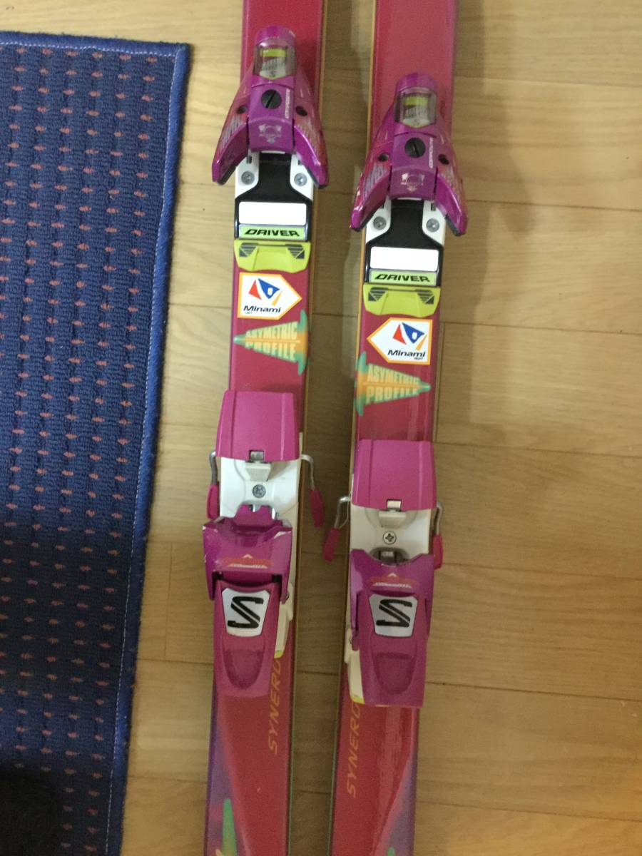 ダイナスター スキー板 171㎝ ビンディング サロモン_画像2