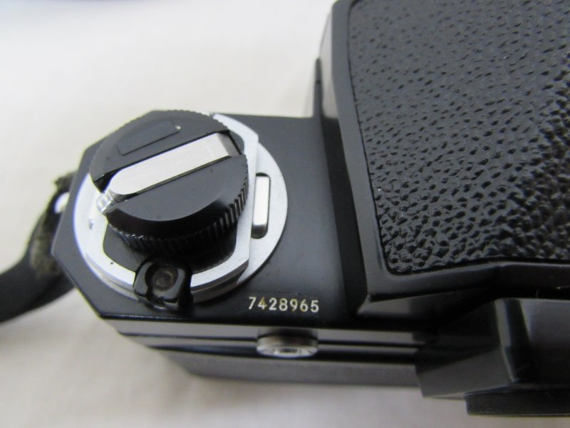 Nikon F / ニコンF / ボディ / 7428965_画像6