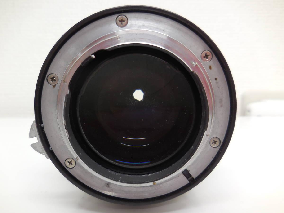Nikon F2 7687628/NIKKOR 55mm 1:1.2 384395 動作未確認 ジャンク_画像8