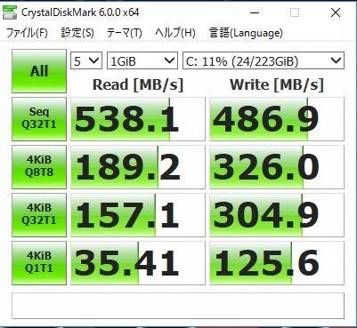 台数限定特価★2.5インチ★512GB SSD★SATA3.0★6Gb/s TLC★Read:530MB/s★Write:500MB/s★_画像3