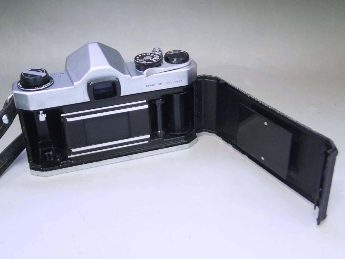 14 32-119125-07 ペンタックス PENTAX SP スポットマチック SPOTMATIC カメラ レンズ Super-Takumar 1:1.4/50 神32_画像3