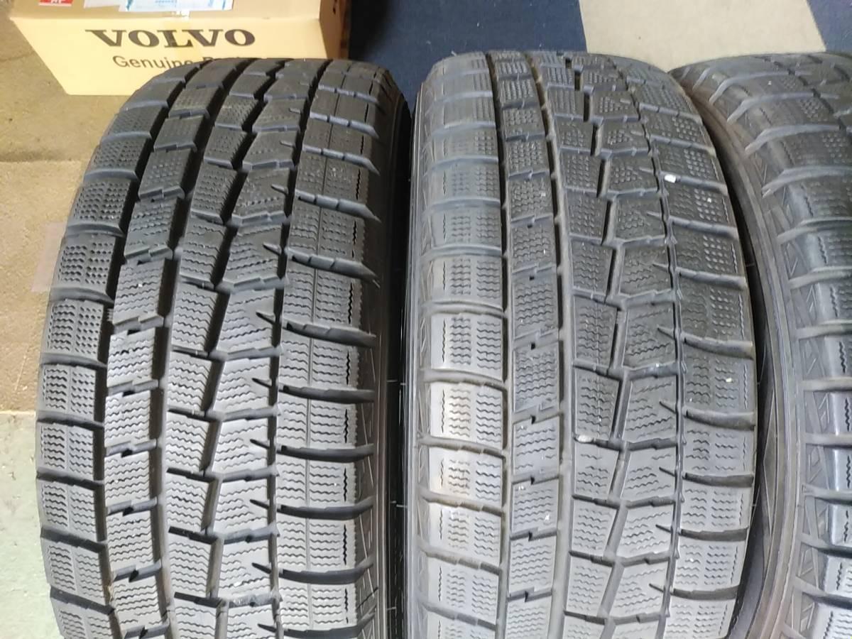 """ボルボ VOLVO V60 S60 純正 16インチアルミ """"Oden"""" スタッドレス WINTERMAXX01_画像9"""