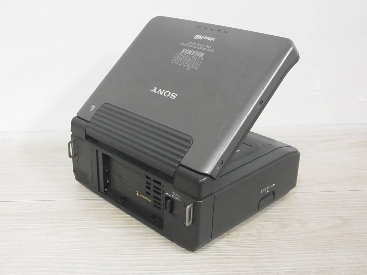 2847 SONY GV-A700 デジタルビデオカセットレコーダー ジャンク_画像2