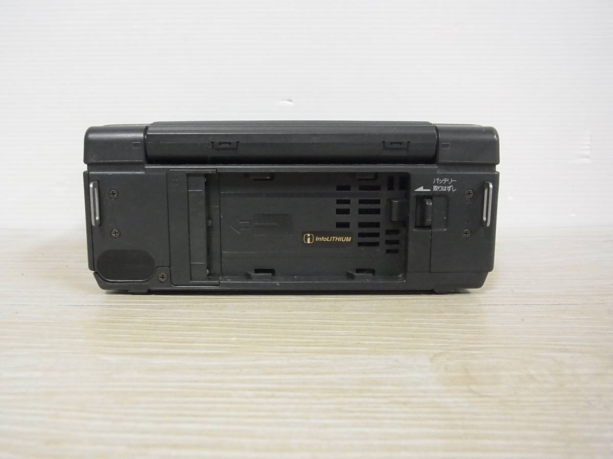 2847 SONY GV-A700 デジタルビデオカセットレコーダー ジャンク_画像8