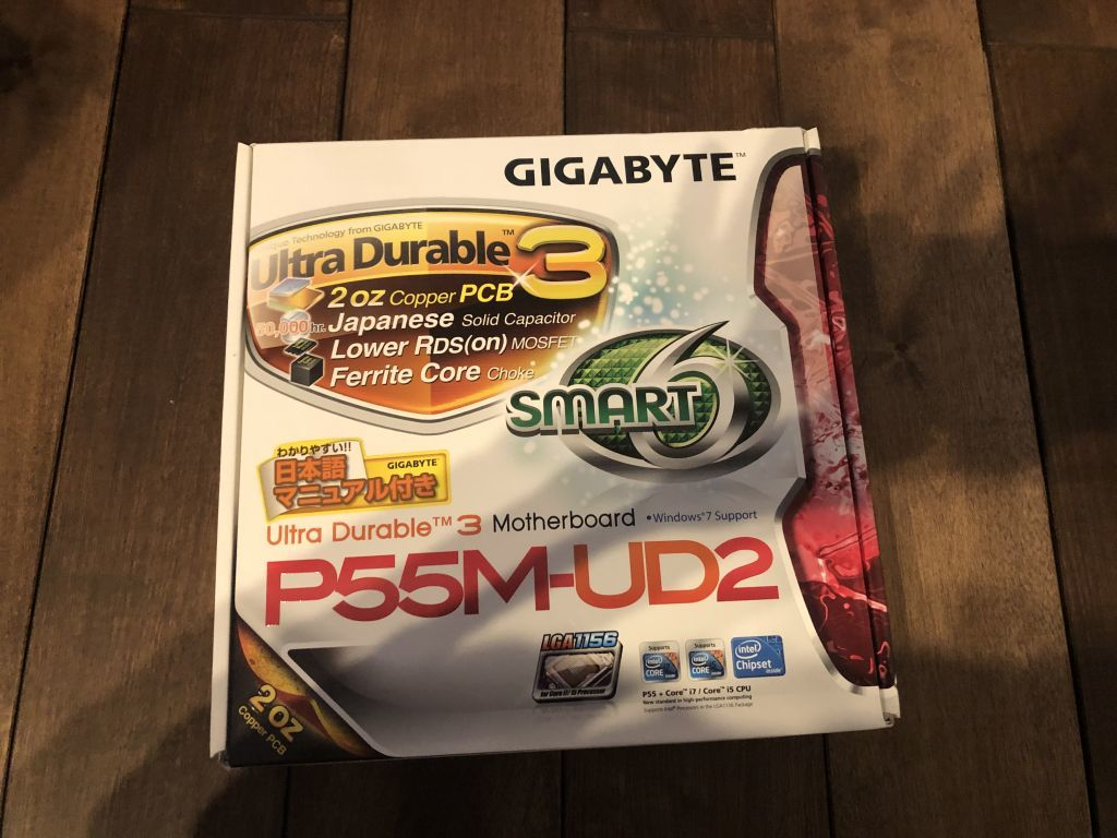 自作PC / Core i7 870 2.93GHz / 8GB / SSD 240GB / HDD 1TB / DVD / Windows10 Pro 認証済み_画像9