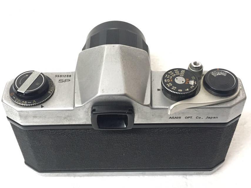 カメラ PENTAX/ペンタックス SP/SV レンズ 1:2/35mm 3.5/35mm 1.8/55 中古品 reref-s 1021-2_画像3