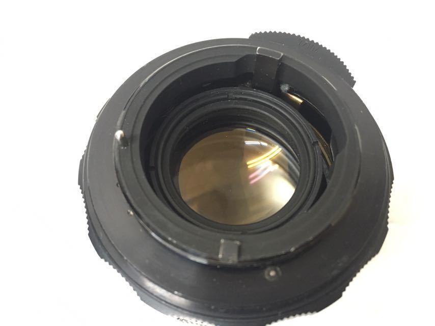 カメラ PENTAX/ペンタックス SP/SV レンズ 1:2/35mm 3.5/35mm 1.8/55 中古品 reref-s 1021-2_画像9