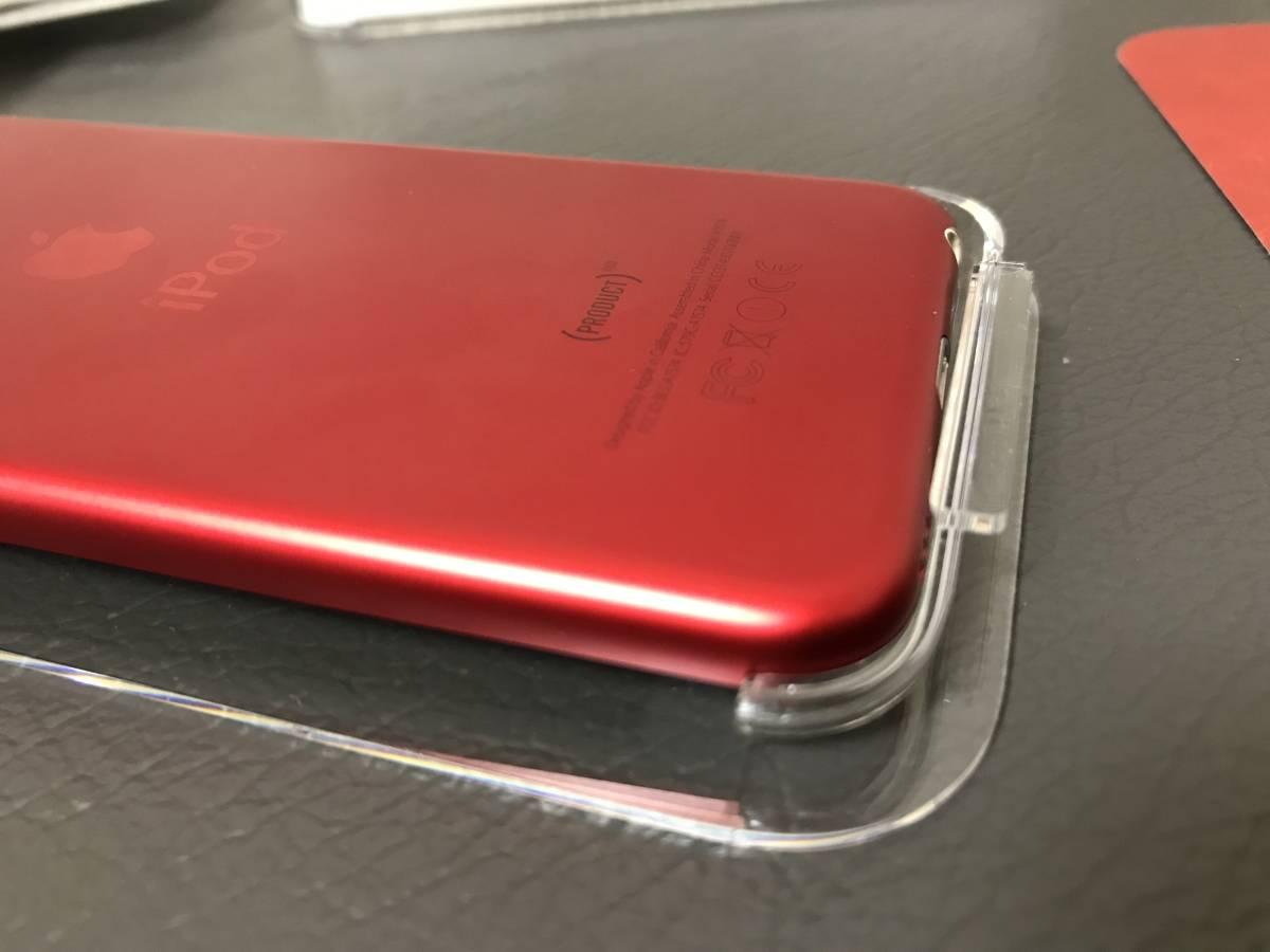 ★☆送料無料(c)Apple iPod touch 32GB レッド(PRODUCT)REDのiPod touch 第6世代A1574☆★100円_画像8