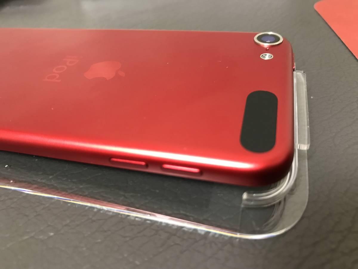 ★☆送料無料(c)Apple iPod touch 32GB レッド(PRODUCT)REDのiPod touch 第6世代A1574☆★100円_画像9