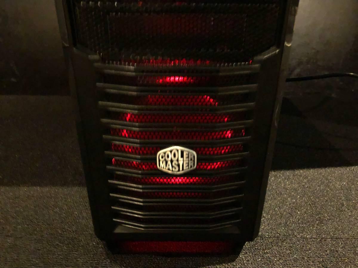 【中古】自作 ゲーミング PC 簡易水冷クーラー AMD Ryzen 5 1400 メモリ32GB SSD:M.2 250GB MSI GeForce GTX 1060 GAMING X + 6G_画像2