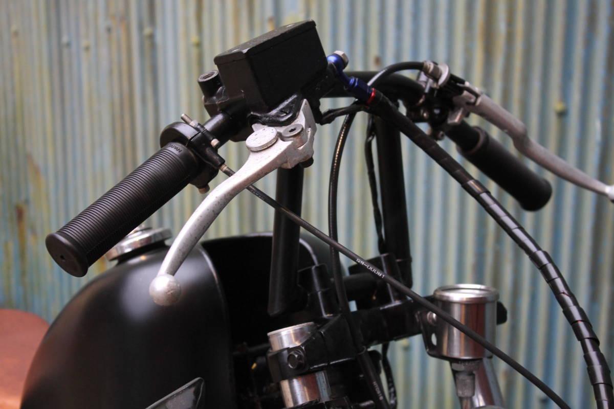 個性派 フリスコ グラストラッカー ビッグボーイ スカチューン フレーム加工 オールドスクール スズキ 検: ボバー チョッパー ZXCV18545_画像4