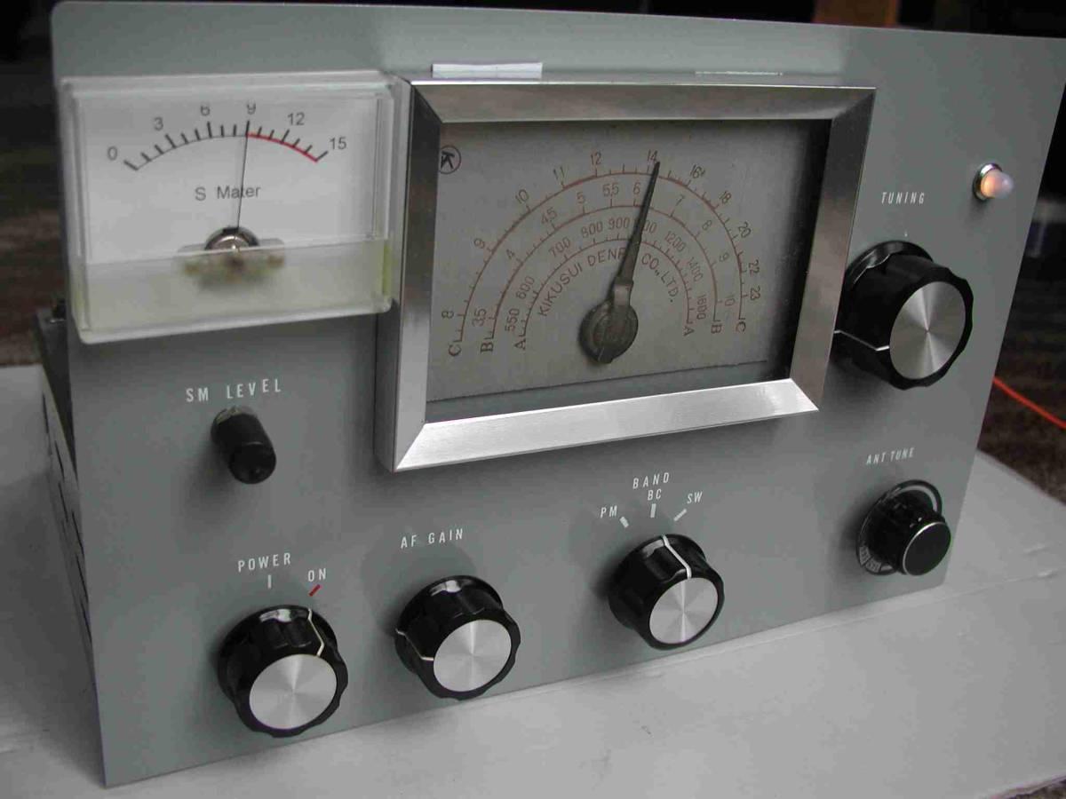 2バンド5球スーパー真空管ラジオ(自作品)_画像5