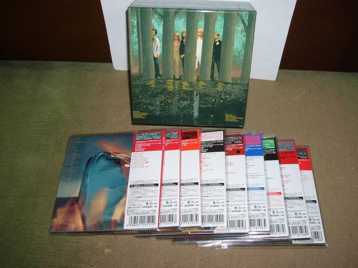 米国プログレ/ハード系名バンド Styx 全盛期作品9作 日本独自リマスター紙ジャケットSHM-CD仕様限定盤 特典BOX付 未開封新品_画像2