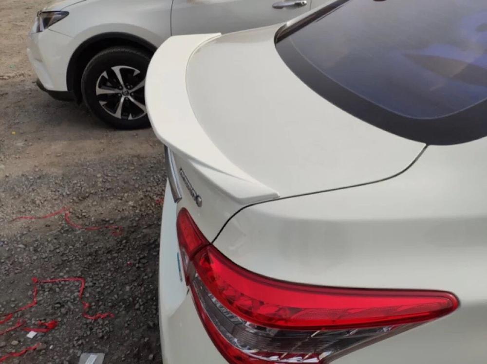 日産 シルフィ B17 リア トランクスポイラー塗装対応 2013-2018_画像6