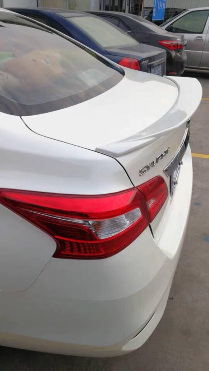 日産 シルフィ B17 リア トランクスポイラー塗装対応 2013-2018_画像8