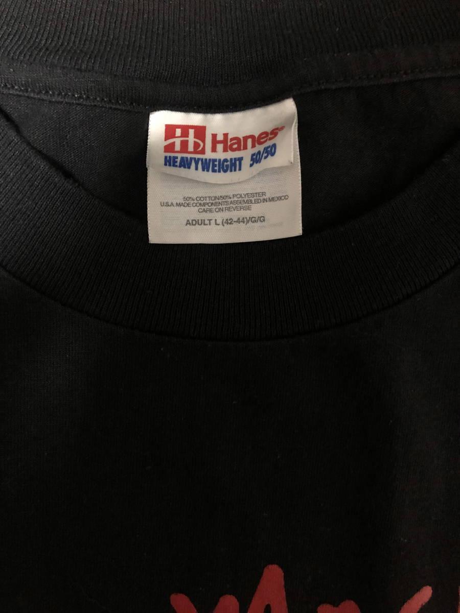 90s ビンテージ 映画 JERRY MAGUIRE ザ・エージェント プロモ Tシャツ 90年代 ヴィンテージ トムクルーズ タランティーノ ムービー RAPTEE_画像3