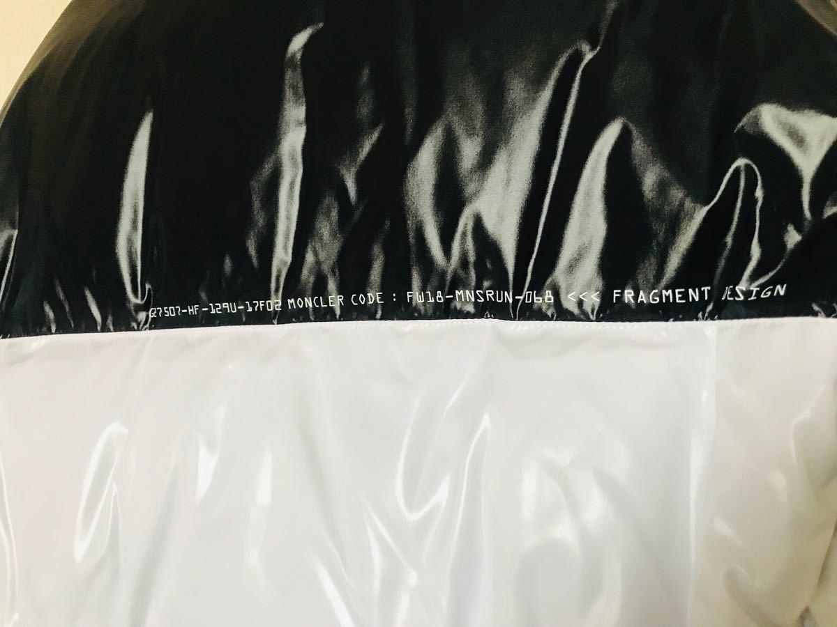 即完売 moncler genius fragment design モンクレール ジーニアス フラグメント デザイン 藤原ヒロシ wondra ダウンジャケット 希少 size1