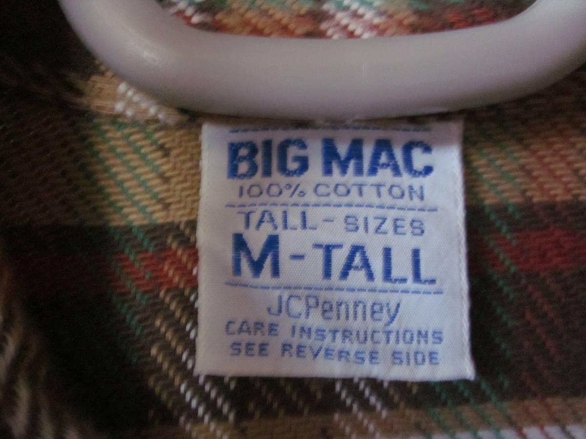 BIG MAC ビッグマック ネルシャツ ファイブブラザー 4_画像3