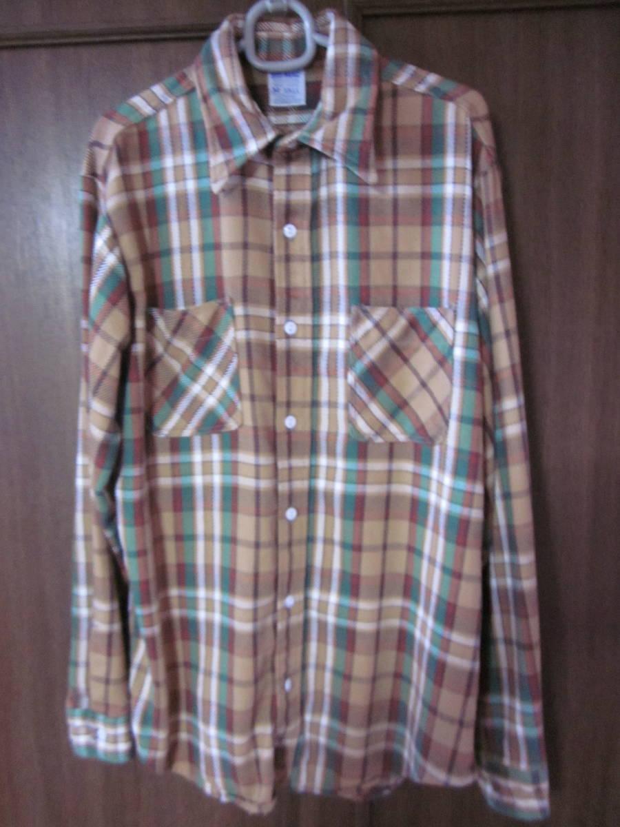 BIG MAC ビッグマック ネルシャツ ファイブブラザー 4_画像1