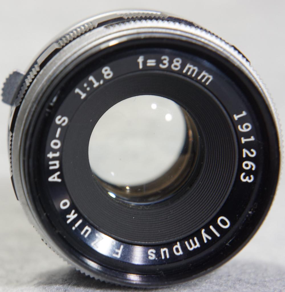 オリンパス ペンF ハーフサイズ フィルム一眼レフカメラ OLYMPUS PEN-F 【美品】_画像7