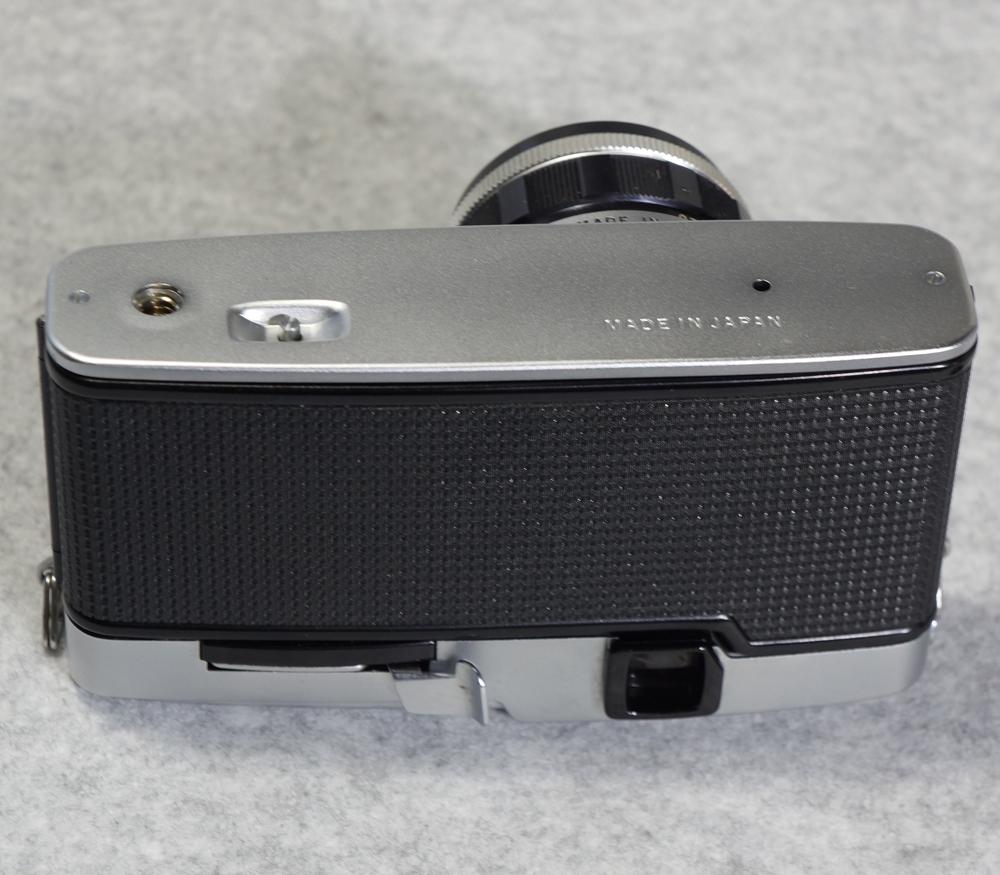オリンパス ペンF ハーフサイズ フィルム一眼レフカメラ OLYMPUS PEN-F 【美品】_画像4