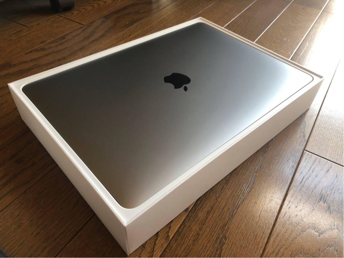 使用感浅、美品1円~!Apple MacBook pro TouchBar 2016 スペースグレー13インチ MLH12J/A Core i5 8GB 256GB_画像3