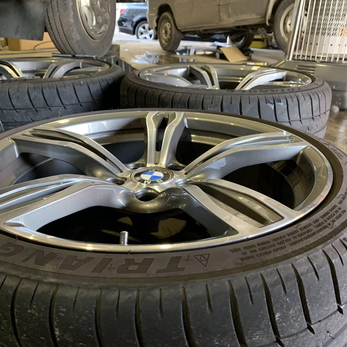 BMW M5仕様 純正仕様 19インチホイール   E60E61F07F10M5M6 _画像9