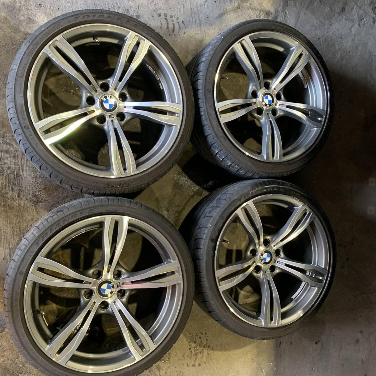 BMW M5仕様 純正仕様 19インチホイール   E60E61F07F10M5M6 _画像10