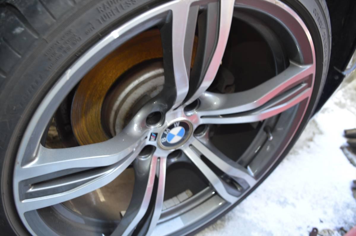 BMW M5仕様 純正仕様 19インチホイール   E60E61F07F10M5M6 _画像4