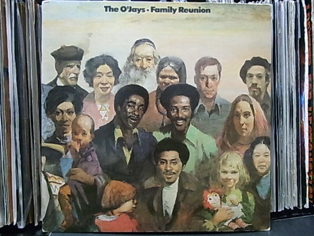 ◎オリジナルUS盤◎The O'Jays / Family Reunion / アルバム_画像1