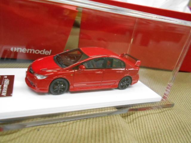 Onemodel ワンモデル 1/64 ホンダ シビック 無限RR_画像2
