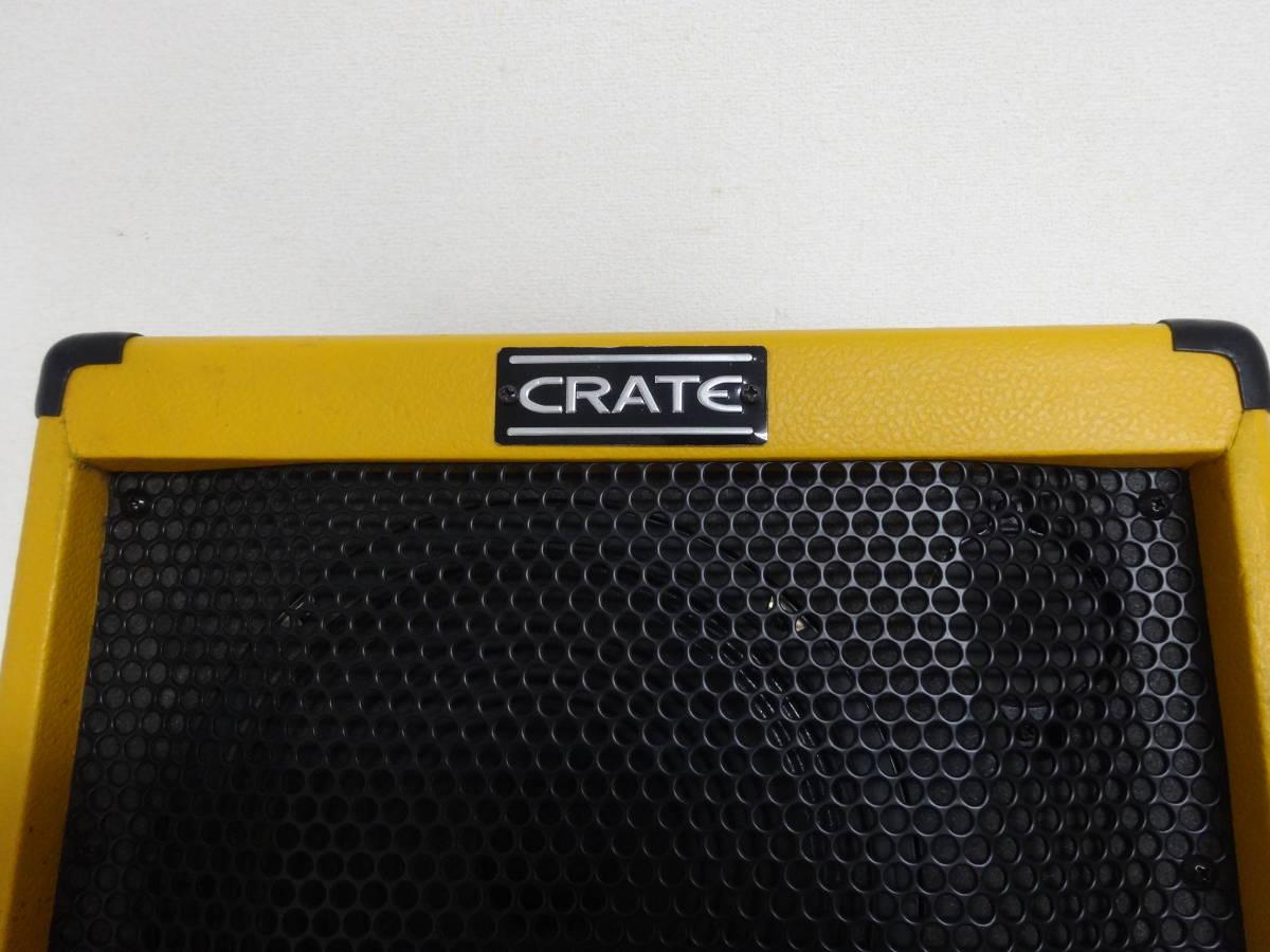 1269★ CRATE/クレイト バッテリー TX15J 現状品_画像2
