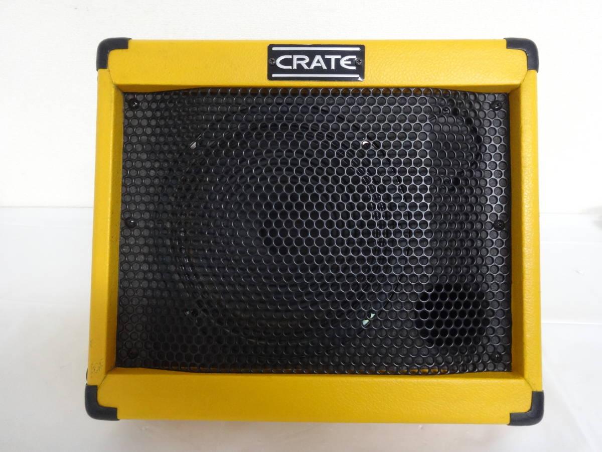 1269★ CRATE/クレイト バッテリー TX15J 現状品